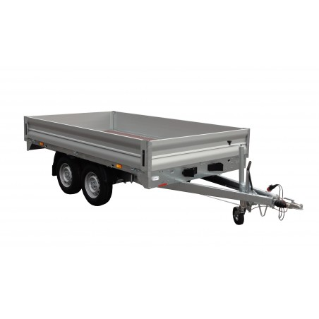 Přívěsný vozík Cargo D 27.3 Light brzděný, 2700 kg