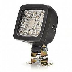 Svítilna pracovní WAS W113 LED diodová, 12-24 V (12x LED Osram)