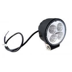 Svítilna pracovní Wesem LEDF d86, LED, 12-24V, 1000 Im, s kabelem 0,5 m