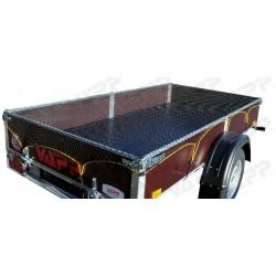 Zakrývací síť pro přívěsný vozík 300 x 175 cm