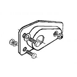 Kryt boční navijáku AL-KO Compact 900 s otvorem pro kliku (sada)