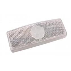 Sklo bílé s odrazkou Jokon / AJ.BA svítilny PLR 1007 (přední obrysová)