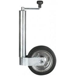 Kolečko opěrné WW ST 60 / 255 VB (ocelový disk) 500 kg