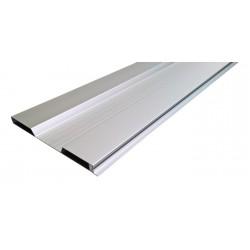 Bočnice hliníková elox 350 mm