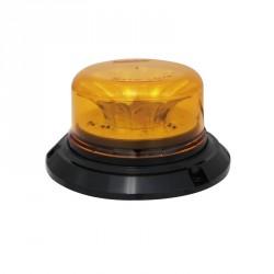 Maják pevný LED oranžový Lucidity 26911A-V, 12-36V, IP69K