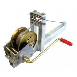 Naviják AL-KO BASIC 900 (900 kg) s lanem 6mm / 10m a odnímat. držákem
