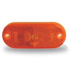 Světlo poziční LED oranžové...