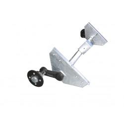 Náprava na přívěsný vozík, nebrzděná - přívěsy NP, DV