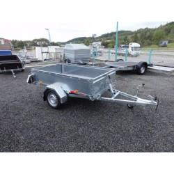 Sklopný přívěsný vozík Dung...