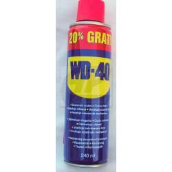 WD 40 mazací olej