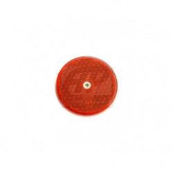 Odrazka červená 80 mm