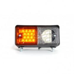 Přední světlo LED W07/491...