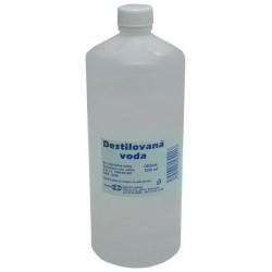 Destilovaná voda - 1 litr