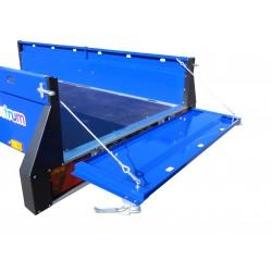 Přívěsný vozík Spectrum B 08.21 nebrzděný, 750 kg