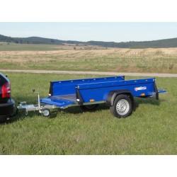 Přívěsný vozík Spectrum B 16.25 brzděný, 1600 kg