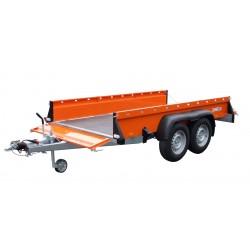 Přívěsný vozík Spectrum C 27.30 brzděný, 2700 kg