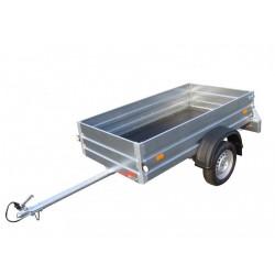Přívěsný vozík Kart nebrzděný, 750 kg