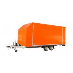 Přívěsný vozík Jumbo 35.4 brzděný, 3500 kg