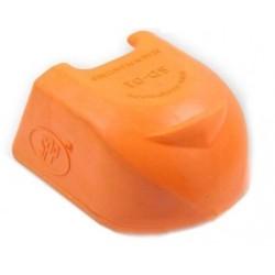 Krytk kloubu gumový SD-01 - oranžový