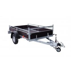 Přívěsný vozík VARIO A 07.1 brzděný, 750 kg